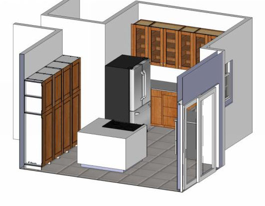 Revisiting a Kitchen Plan